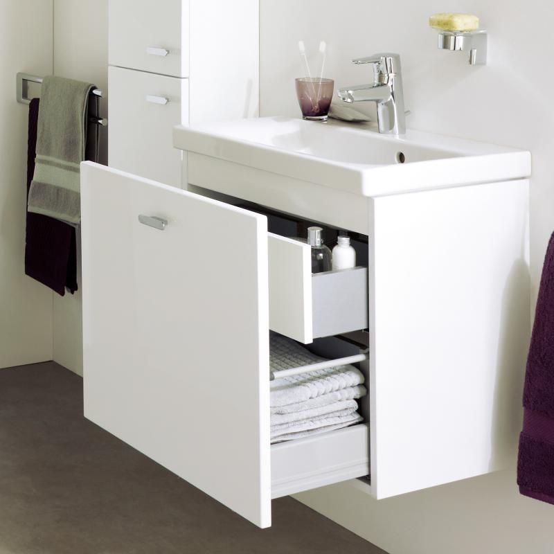 ideal standard connect space waschtischunterschrank front. Black Bedroom Furniture Sets. Home Design Ideas