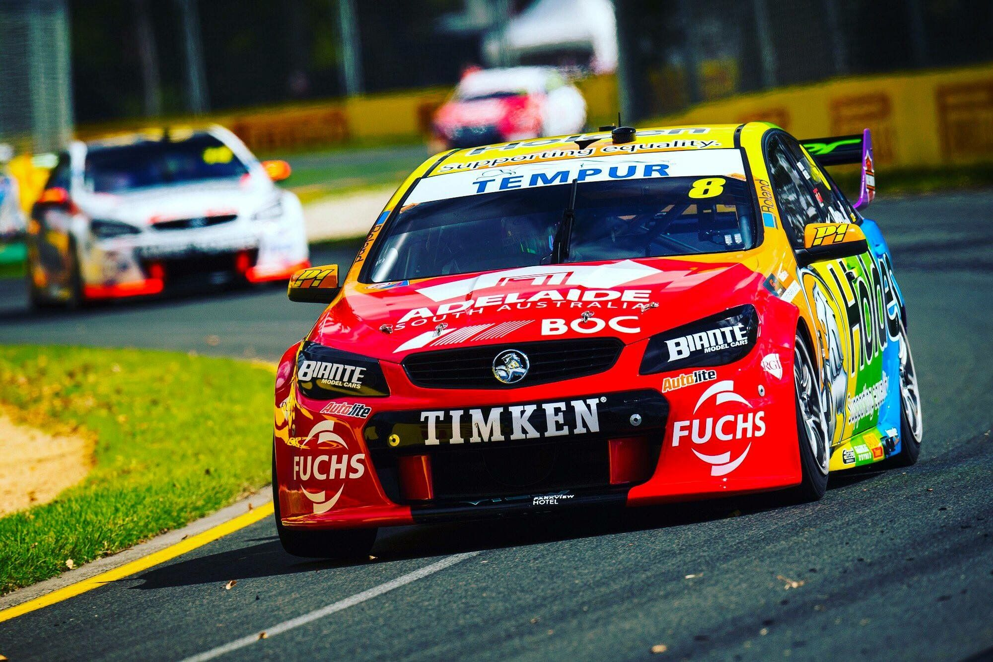 Bjr Nick Percat 2017 Agp Melbourne Australian V8 Supercars Super Cars V8 Supercars