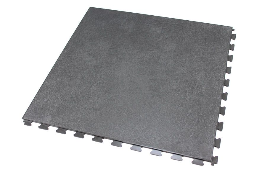 Smooth Flex Tiles Recycled Pvc Garage Floor Covering Garage