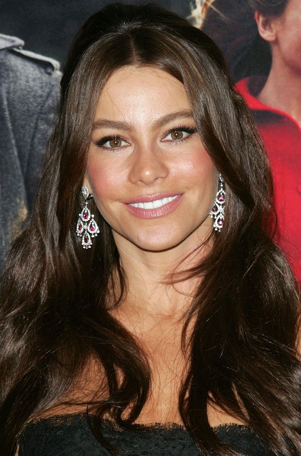 Sofia Vergara Makeup looks