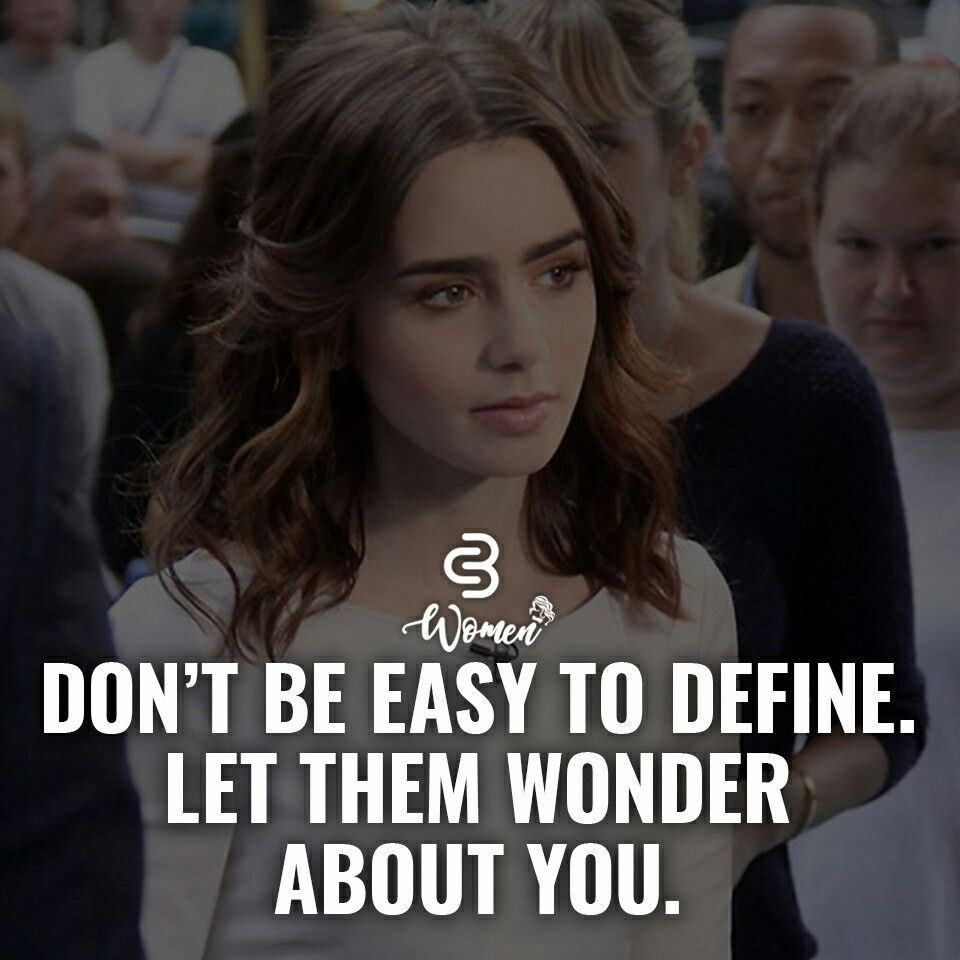 Kolay tanımlama onların seni merak etmesine izin ver  | life