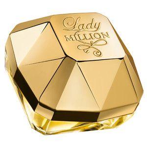 #Paco Rabanne - Lady Million :) .. My favourite perfume!