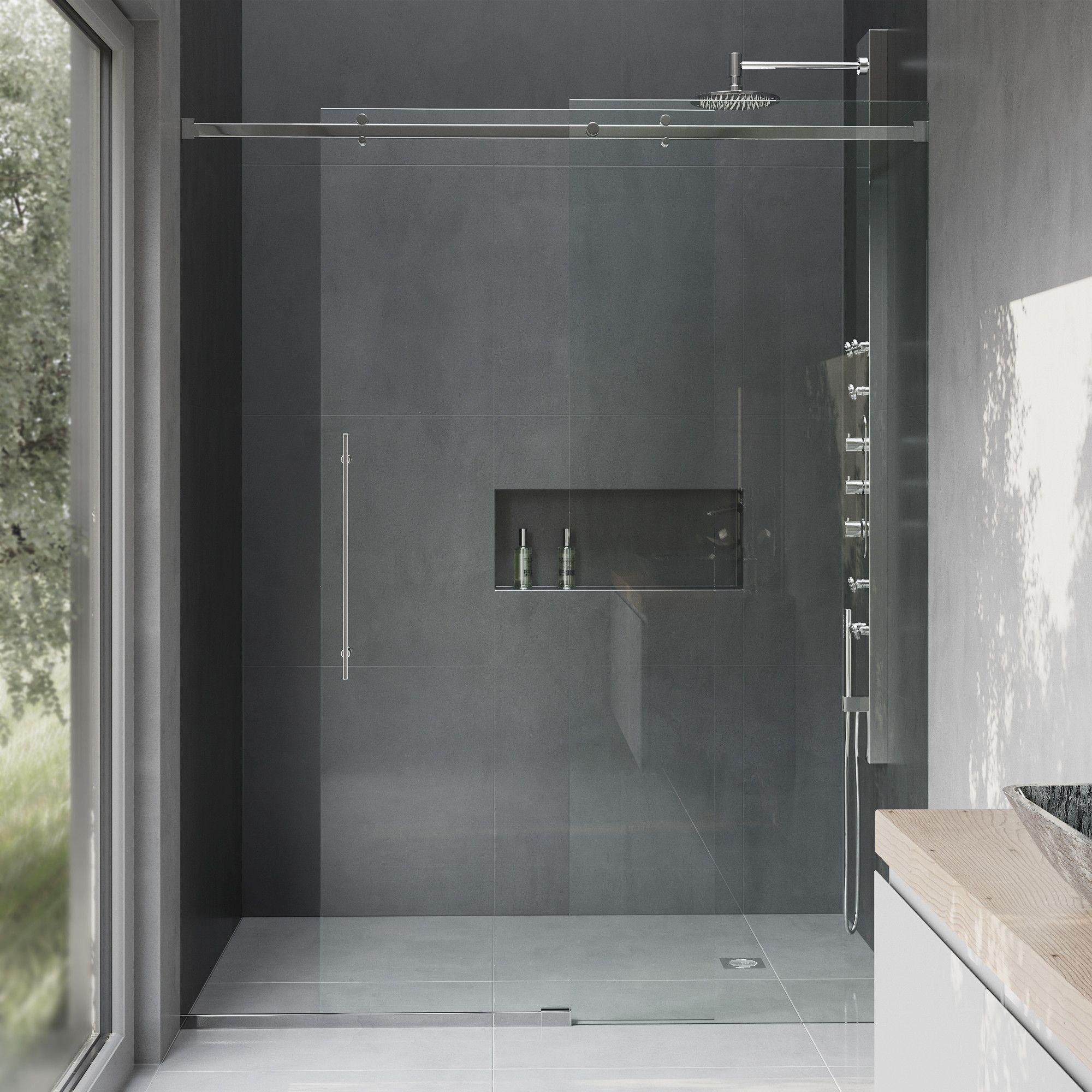uncategorized full in corner size doors x sanibel of photos frameless door vigo for shower bypass glass concept exceptional