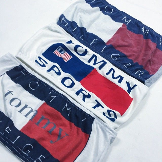 02b998d764 Tommy Hilfiger logo tube tops