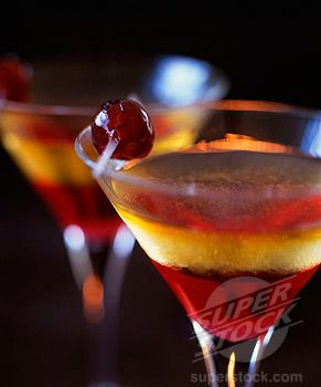 Gleaming red ferrari cocktail | Cocktails and Beverages | Pinterest ...