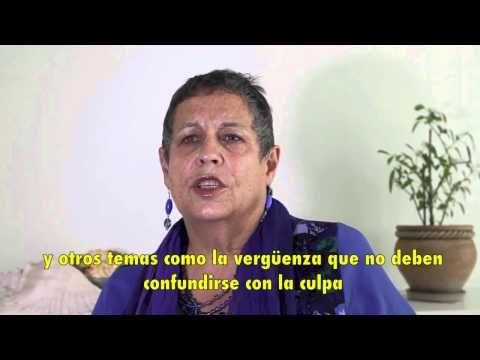 Jutta ten Herkel talks about family constellations...
