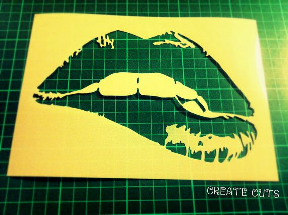 60mm crocodile design cake craft /& face painting stencil cookie