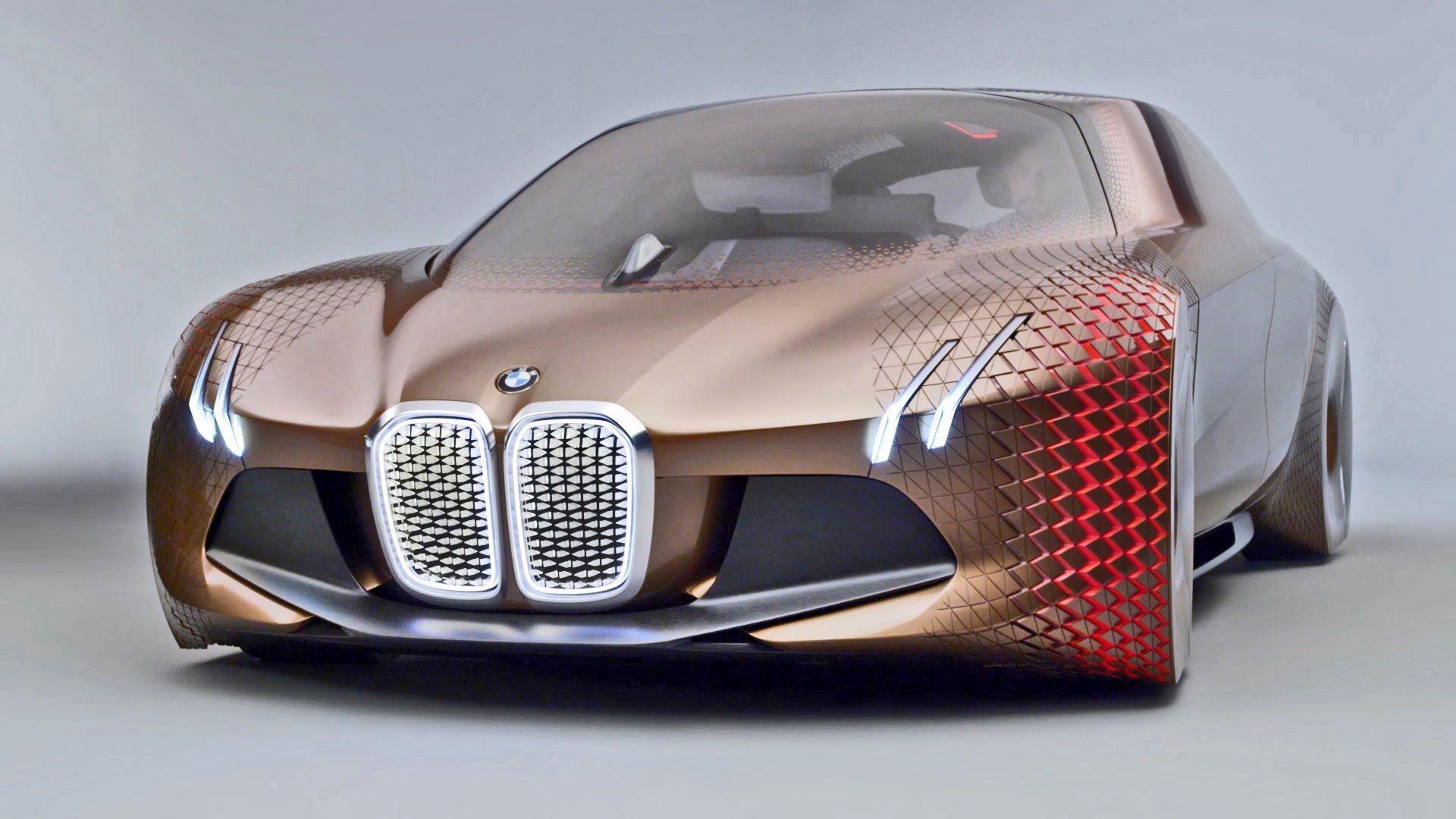 Bmw Vision Next 100 The Design Voiture Mercedes Voiture Mercedes