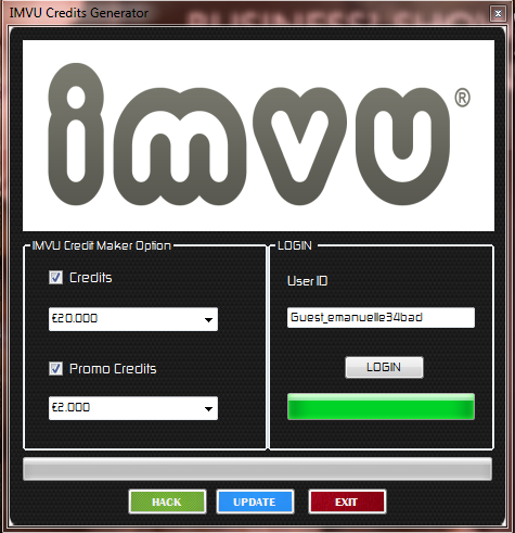 download game imvu mod
