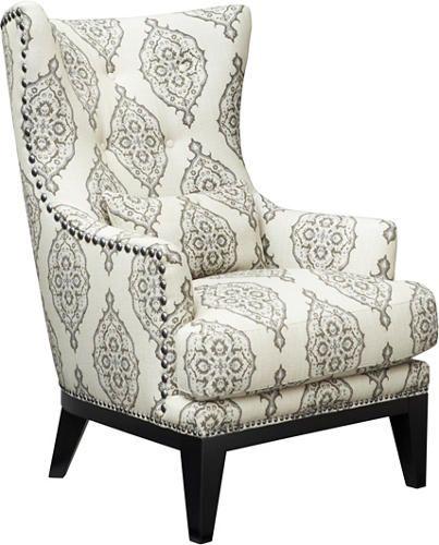 Best Bennett Accent Chair Art Van Furniture Art Chair 400 x 300