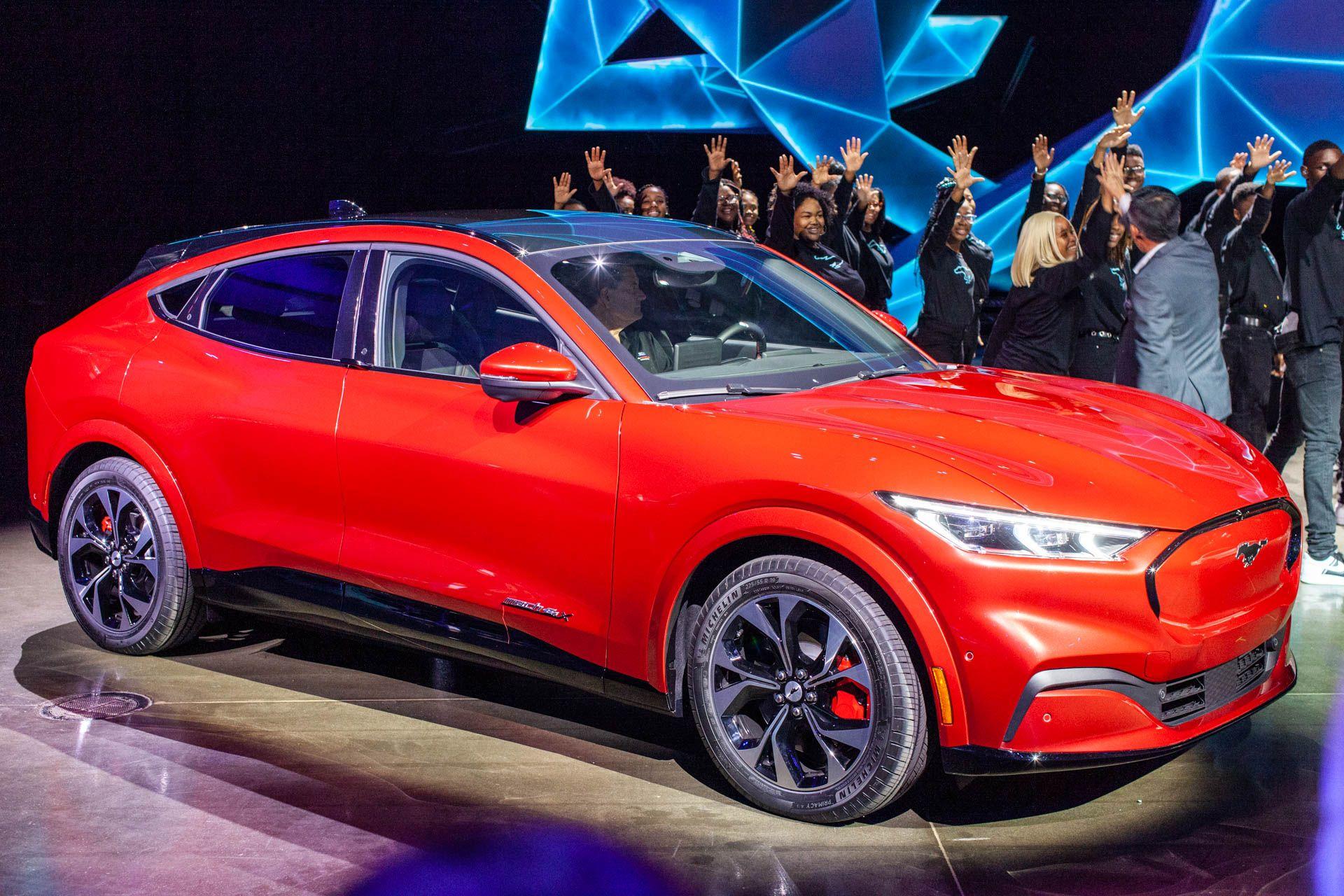 2021 Mustang Gt Convertible 0-60
