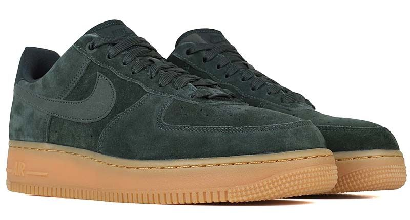 NIKE AIR FORCE 1 07 LV8 SUEDE [OUTDOOR
