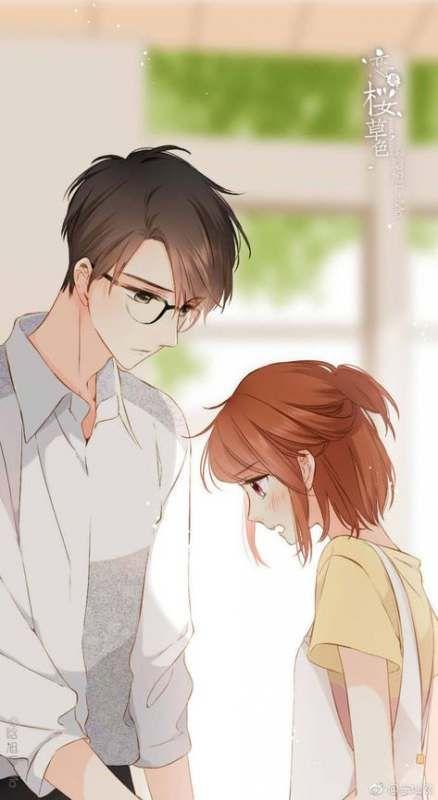 66+ Ideas anime art couples sad pictures