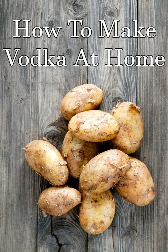 How To Make Vodka At Home How To Make Vodka Homemade Vodka Recipe Moonshine Recipes