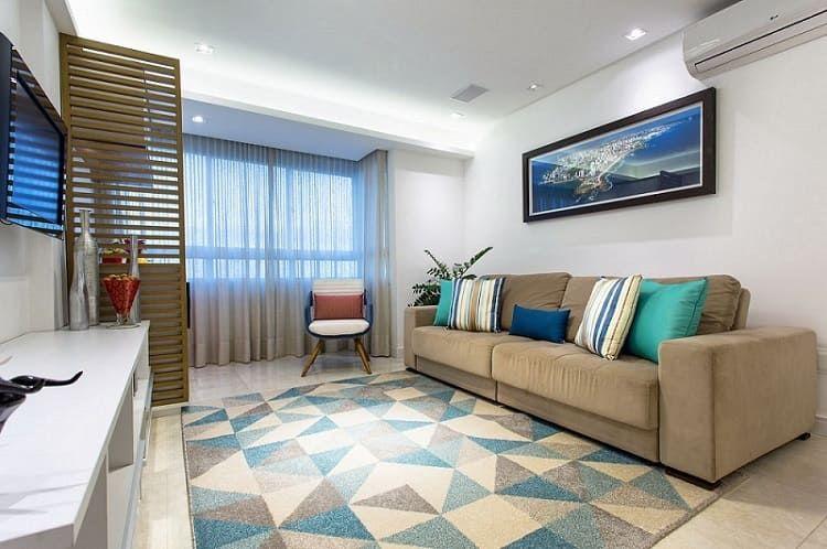 Tapetes Para Sala Saiba Como Escolher 81 Modelos Lindos Tapetes Para Sala Tapetes Para Sala De Estar Salas Coloridas