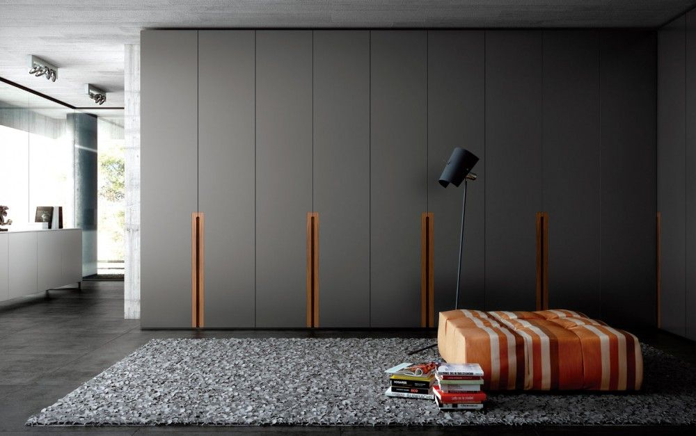 Contemporary wardrobe / lacquered PLA by Fernando Salas and Jordi Dedeu CARRE furniture & Contemporary Interiors | Luxury Interior Designers - SCH Interiors ...