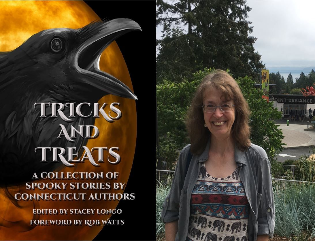 My interview with Melissa Crandall, fellow contributor to the newly released TRICKS AND TREATS Halloween-themed anthology.