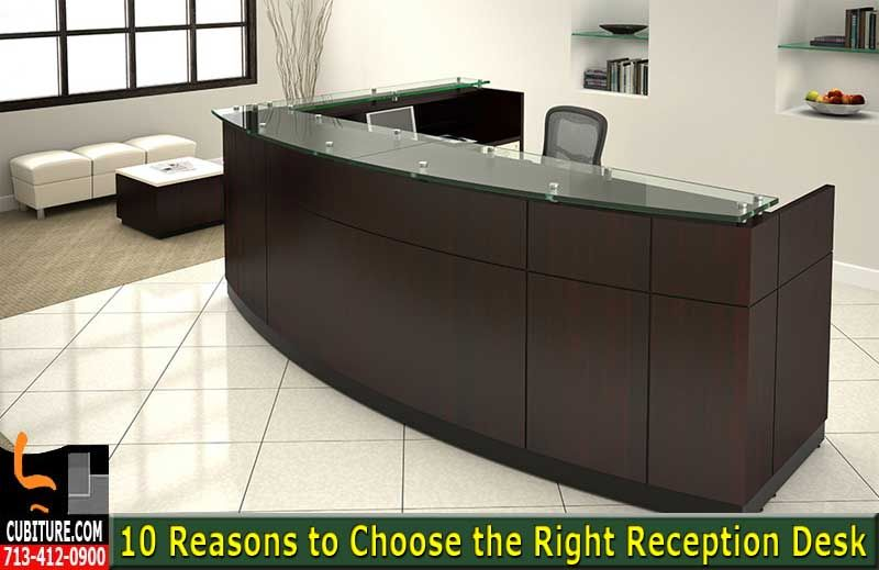 Purchasing A Reception Desk May Not Seem Like A Major Decision, But You  Need To
