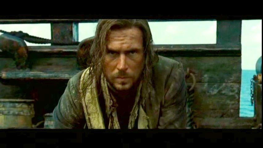 Jack Davenport as Commodore Norrington in Pirates of the