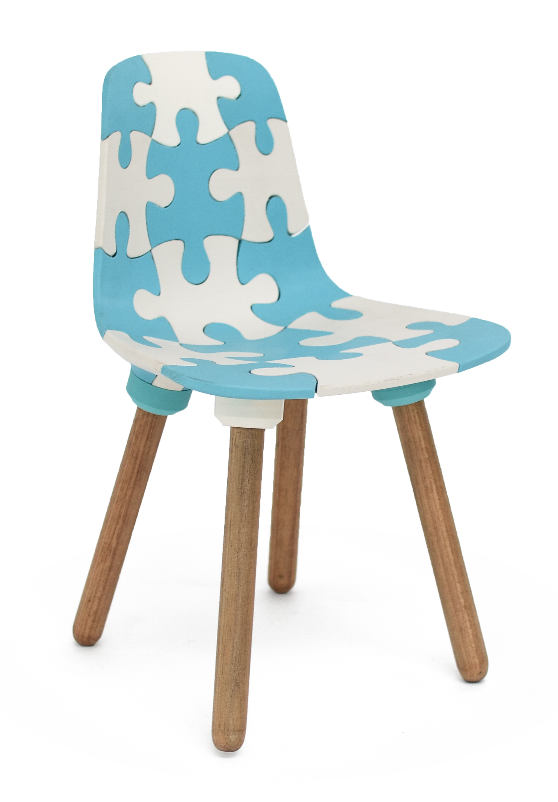 Joris Laarman Kids Puzzle Chair 3D Printed