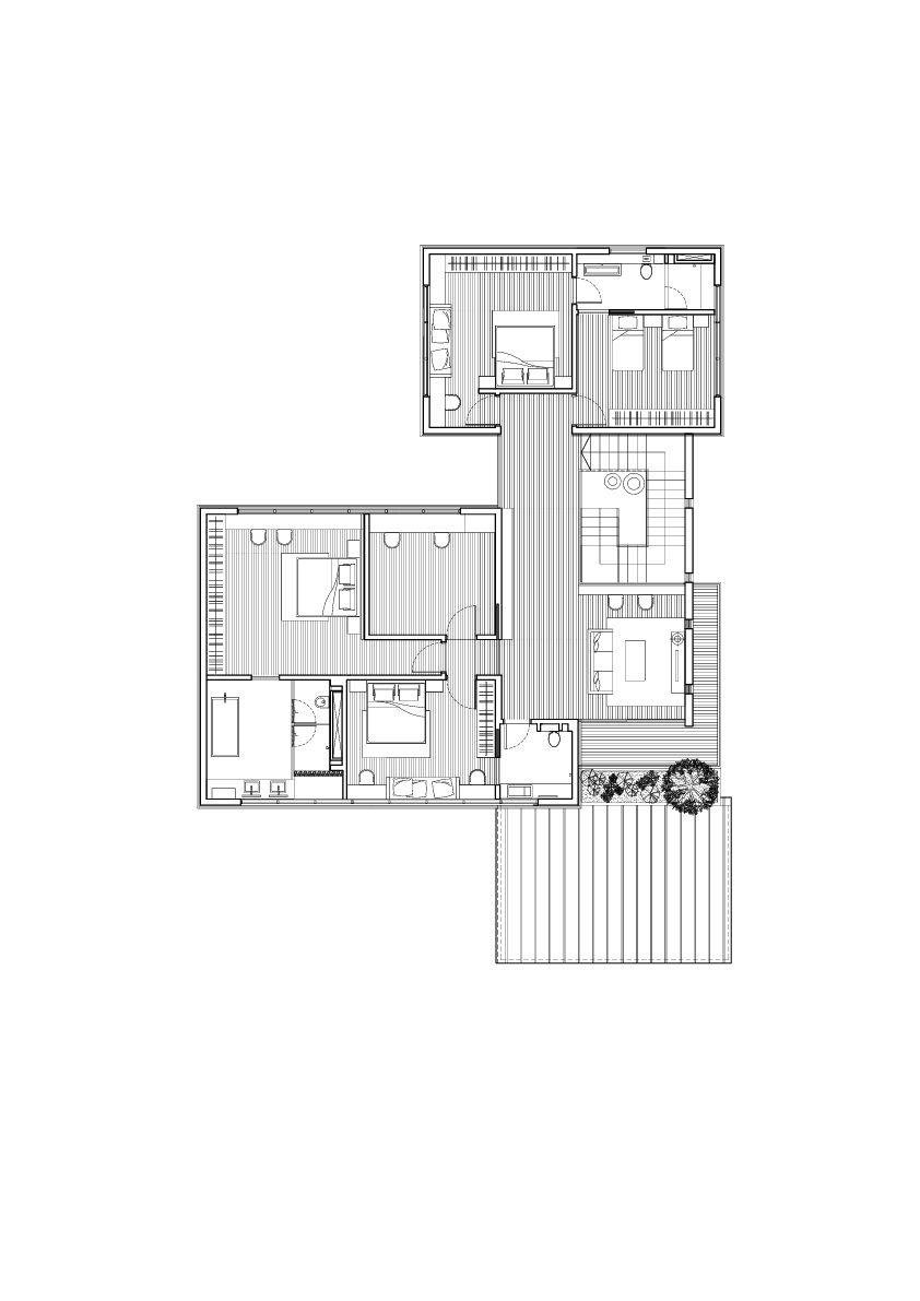 St 301013 25 Contemporist Terrace House House Floor Plans Craftsman Floor Plans
