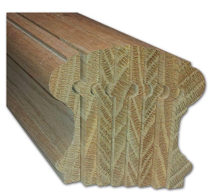 Best Cheap Stair Parts Bending Handrail 6710B Ornate 80 400 x 300