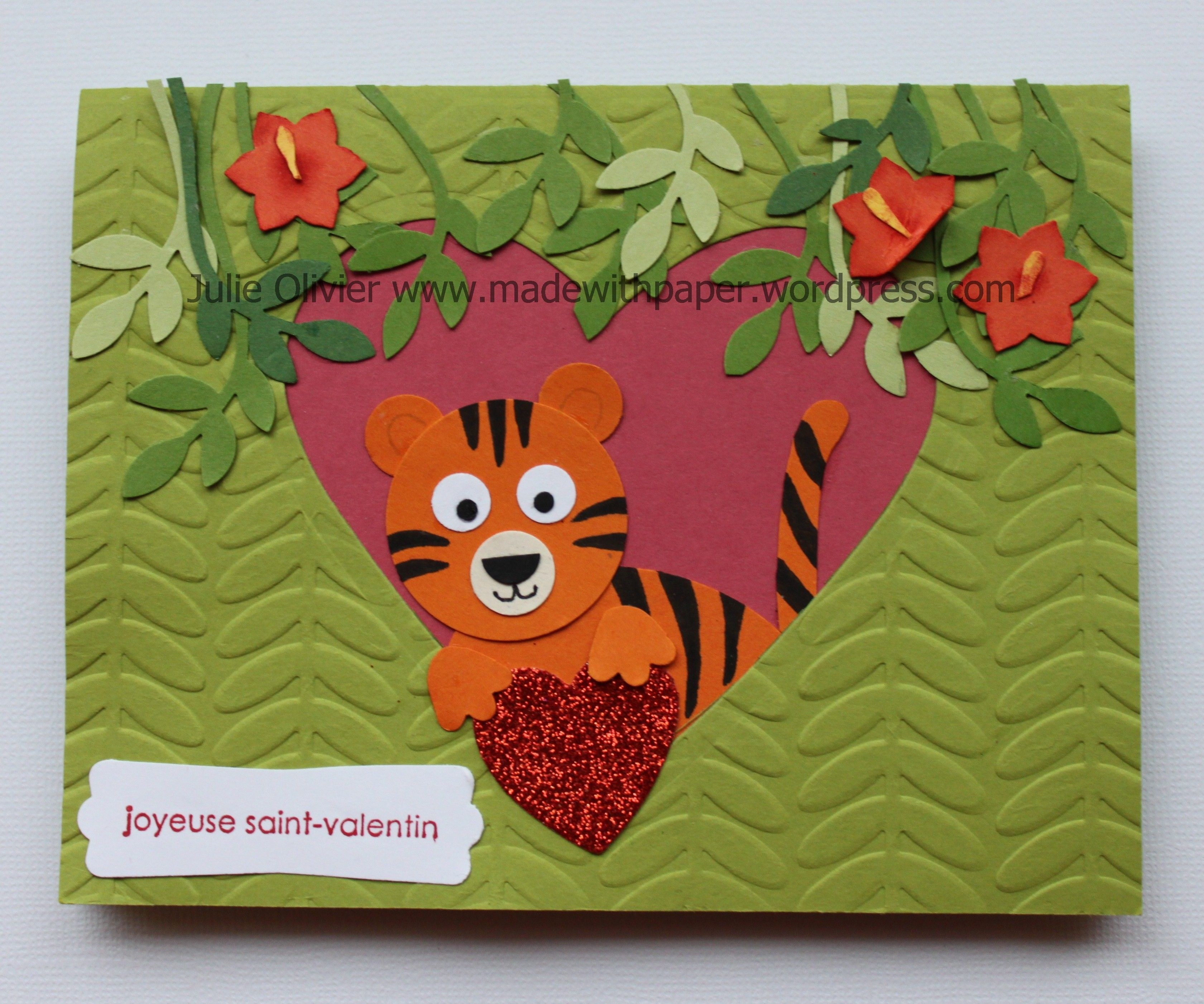 Punch Art Valentine S Cards Punch Art Punch Art Cards And Cards