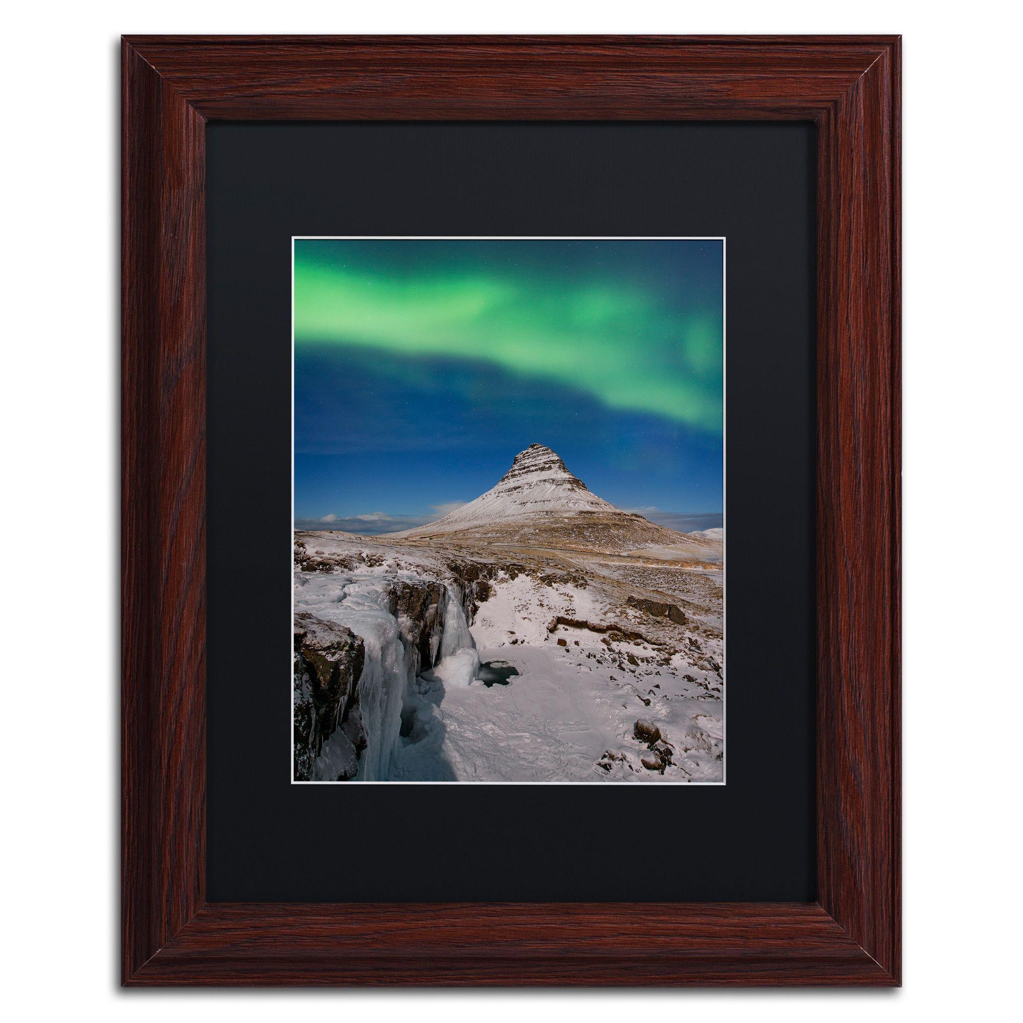 Michael blanchette photography ugreen bandanau matted framed art