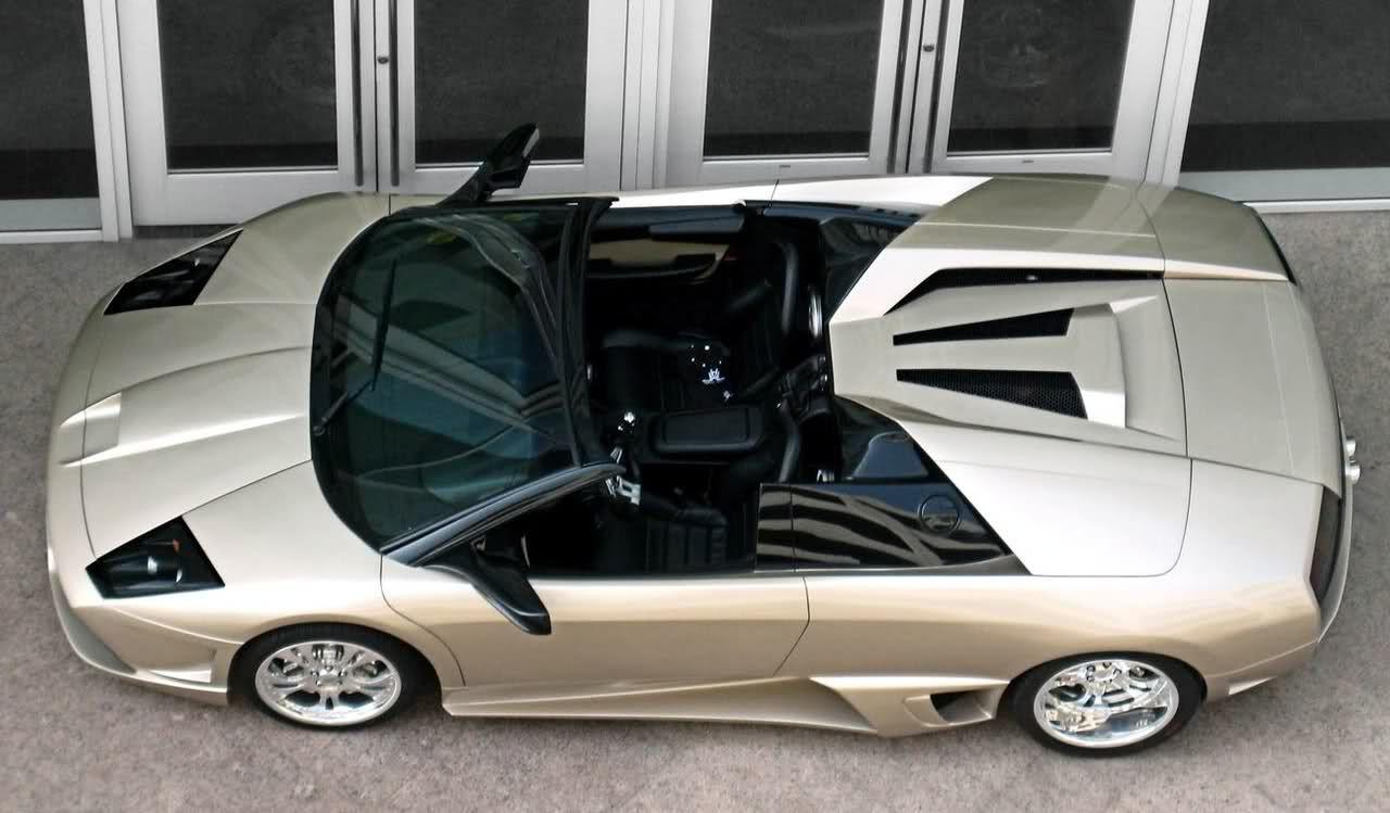 Ford gt90 replica diy ford gt90 replica - Murcielago Replica Built On A Fiero Platform