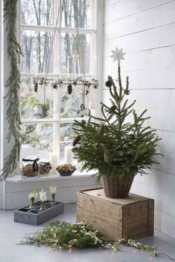 30 Beautiful Scandinavian Christmas Decorations | Home Design And Interior