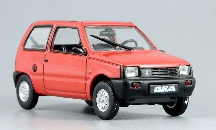 "VAZ-1111 /""Oka/"" 1988. Auto Legends of USSR model cars 1//43 Deagostini"