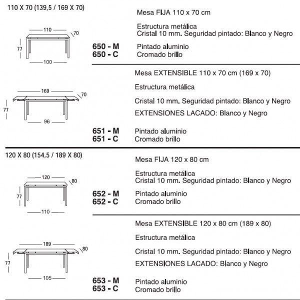 Resultado de imagen para dimensiones mesa y silla sala de juntas ...