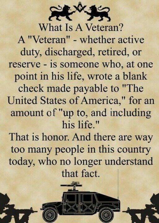 Veteran Quotes Pinbrianna Fadum On Veteran Support~Ptsd Awareness  Pinterest