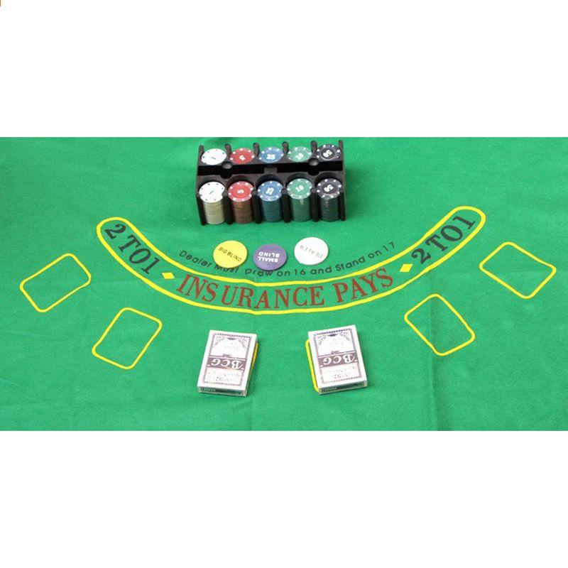 New Hot Super Deal 200 Texas Holdem Set di poker