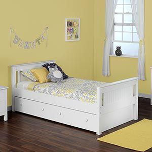 Dakota Trundle Bed From Costco Bed Roomz Bed Twin