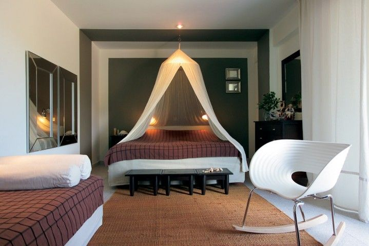 Coco Mat Mosquito Net Apartment Interior Furniture Home Decor