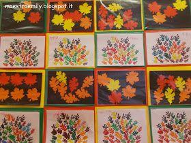 Collage Bambini ~ Scuola dell infanzia bambini classe sezione lavoretti idee