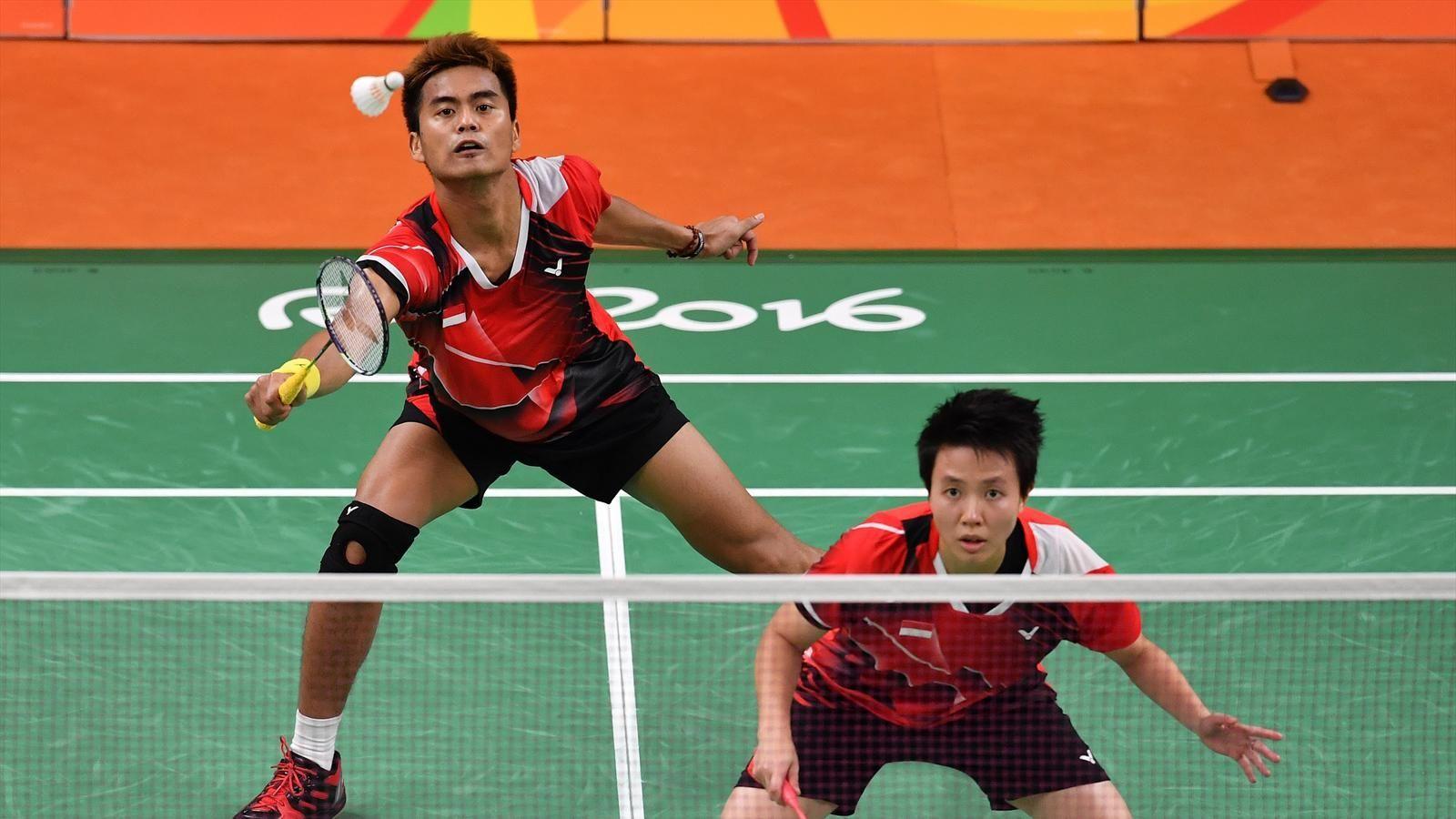 Indonesia Beat Malaysia For Mixed Doubles Gold Badminton Olympics Malaysia