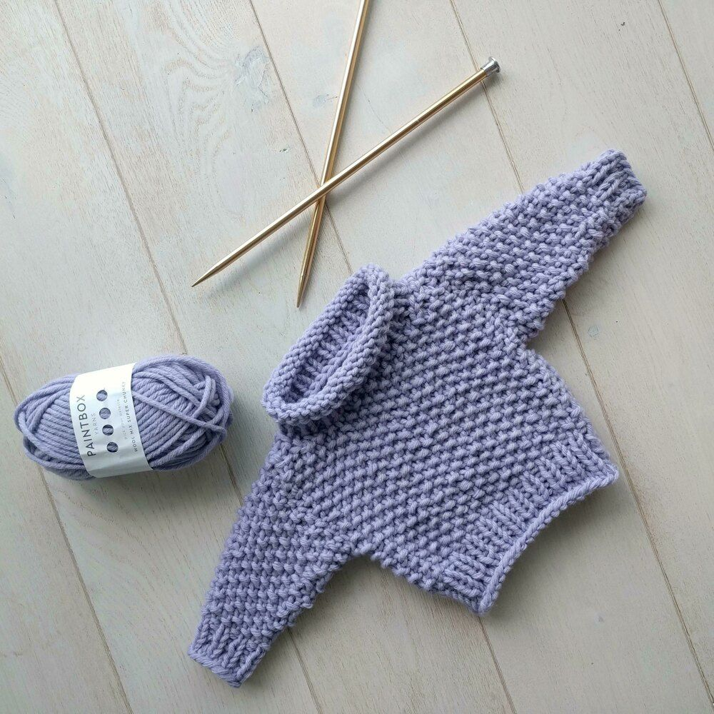 The Little Chunky Knitting pattern by Michelle Greenberg ...