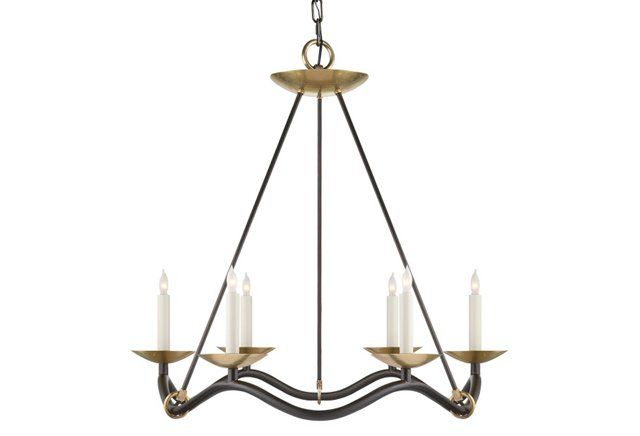 Choros Chandelier Aged Iron Iron Chandeliers Ceiling
