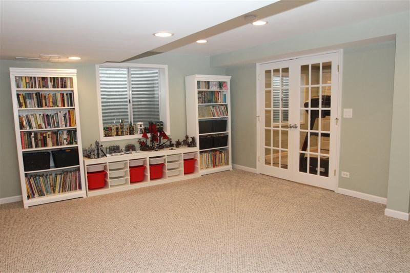 Thinking About Converting The Garage To A Rec Room With