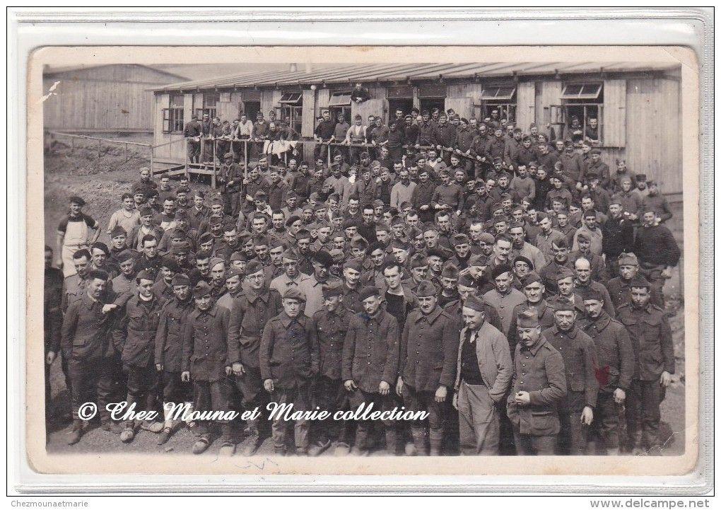 Carte Militaire Allemande Ww2.Wwii Allemagne Camp De Gorlitz Attroupement De