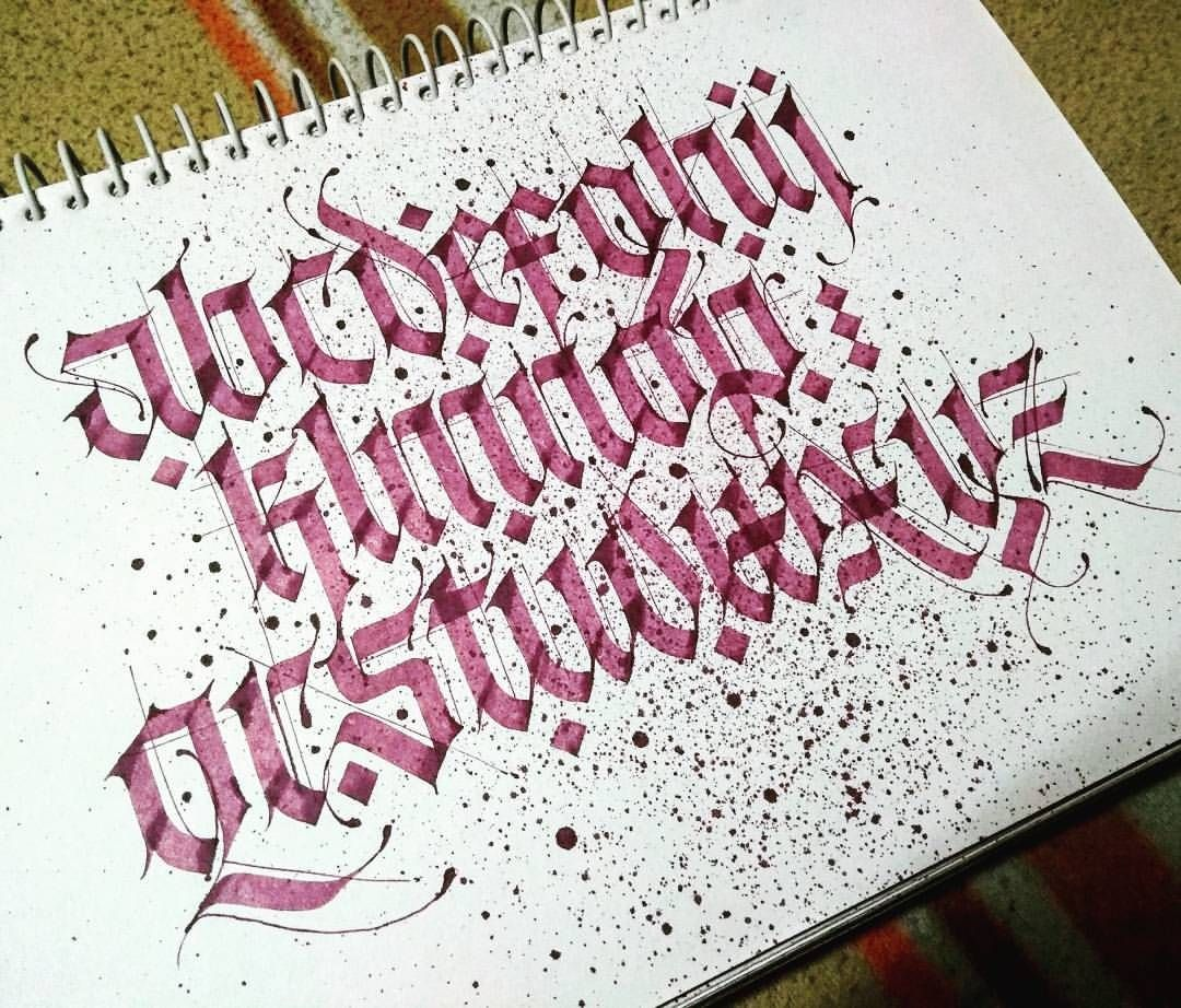 Pin By Dg Labs On Calligraffiti