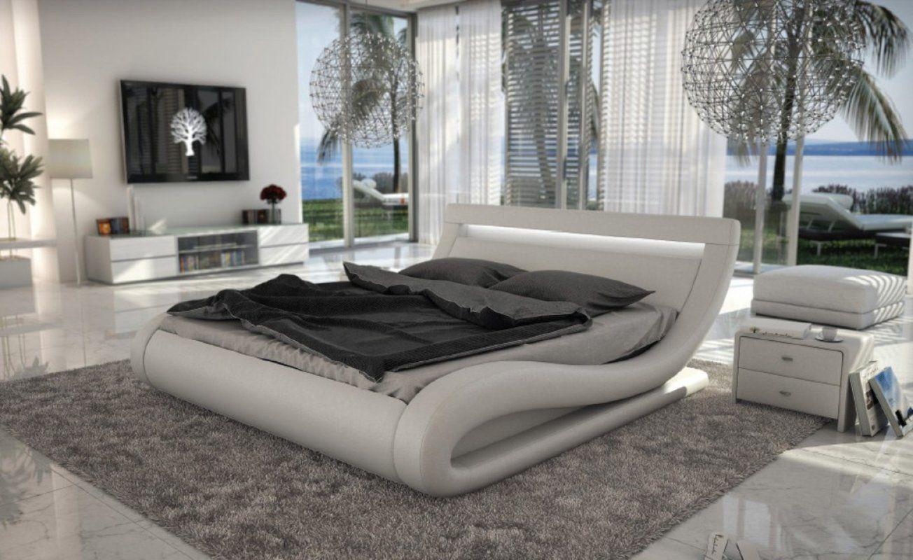 Belafonte Upholstered Platform Bed Contemporary Bedroom Sets