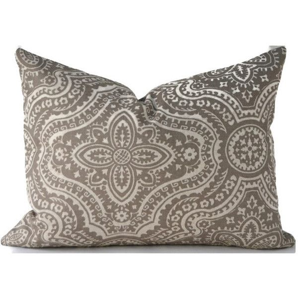 Blue And Gray Decorative Pillows