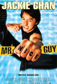 Mr Nice Guy Poster Jackie Chan Movies Jackie Chan A Good Man