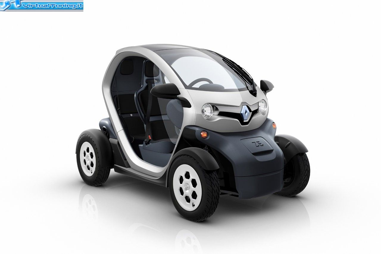 Renault Twizy Small Electric Cars Electric Cars Renault