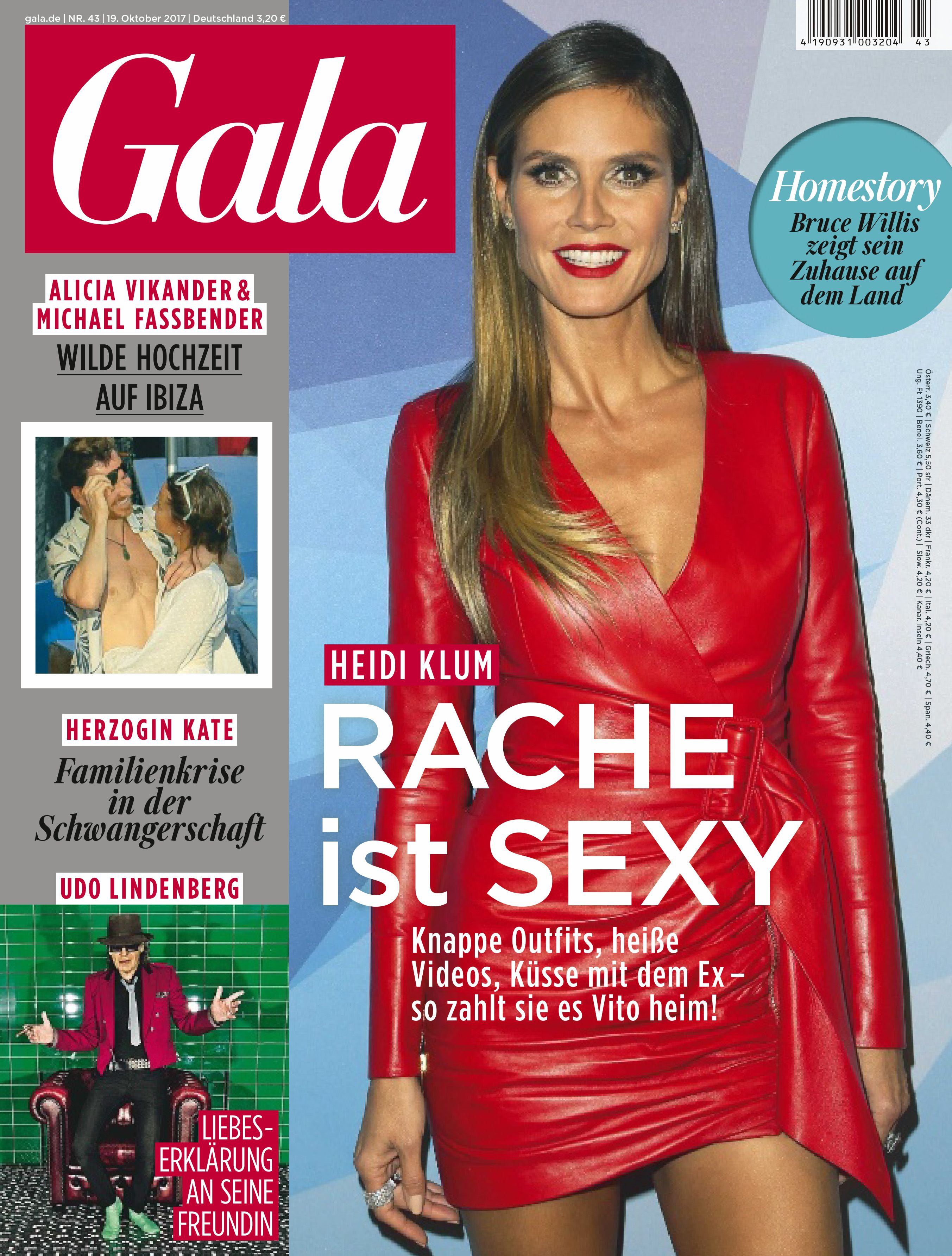 Fashion-Looks: Der Style von Heidi Klum   Heidi klum