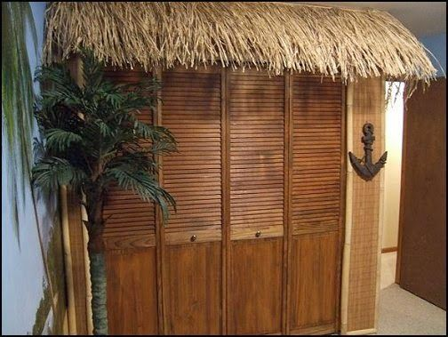 Treasure Island Theme Bedroom