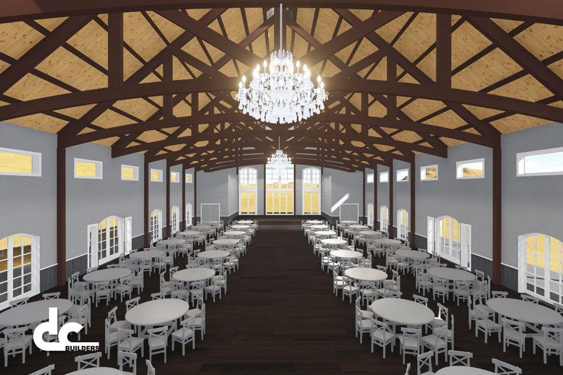 Barn Style Wedding Venue In Stillwater Oklahoma